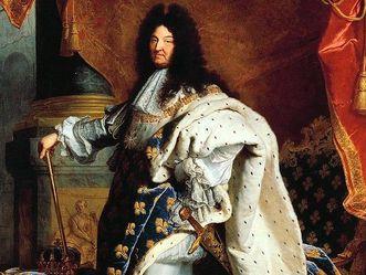 Ludwig XIV., Gemälde von Hyancinthe Rigaud 1701