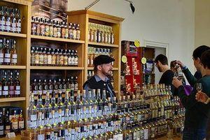 Whisky-Spring in Schloss Schwetzingen