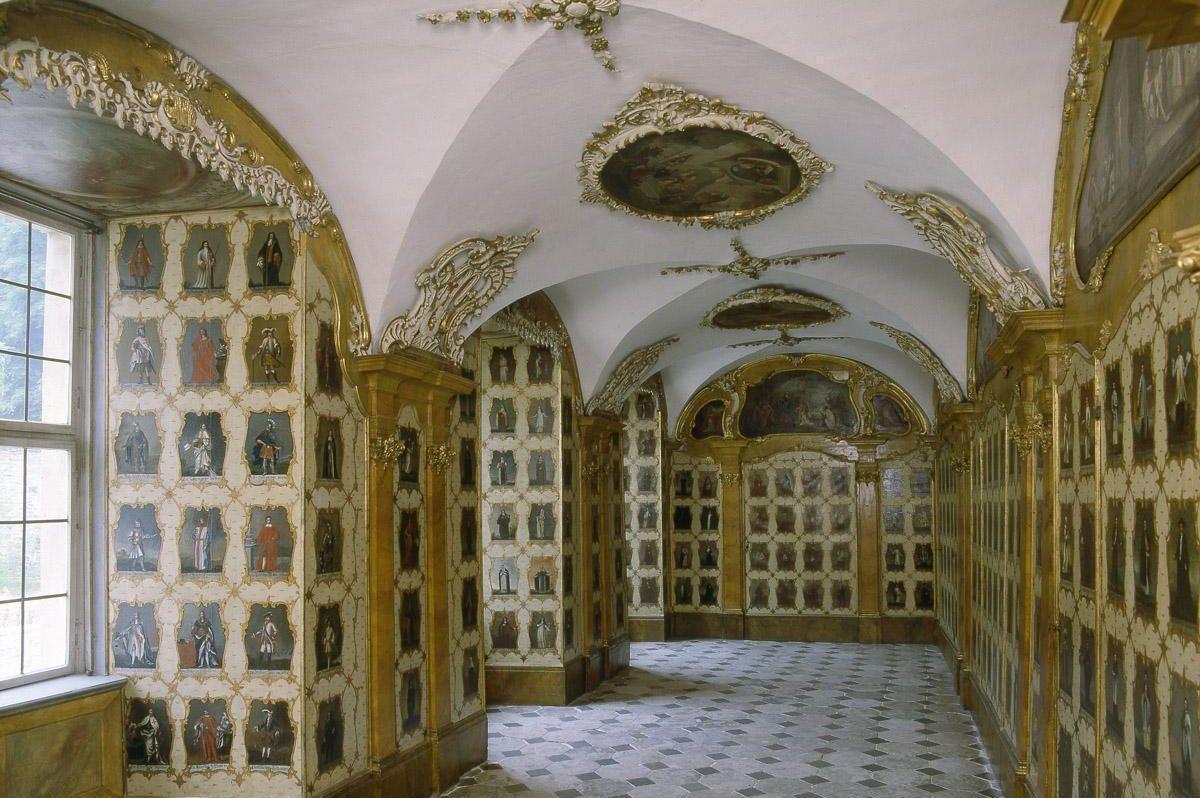 Ordenssaal im Kloster Schöntal; Foto: Foto Besserer