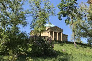 Grabkapelle auf dem Württemberg; Foto: Staatsanzeiger für Baden-Württemberg GmbH & Co. KG, Petra Schaffrodt