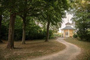 Residenzschloss Mergentheim, Garten