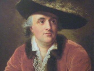Porträt Nicolas de Pigages, Anna Dorothea Therbusch, 18. Jahrhundert