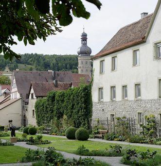 Schloss Weikersheim, Küchengarten