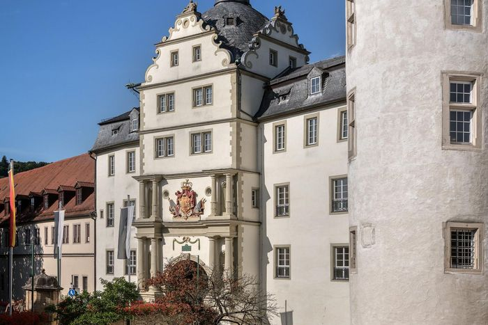 Residenzschloss Mergentheim, Aussenansicht