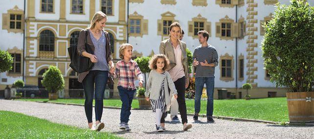 Kloster und Schloss Salem, Besucher