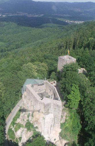 Alt-Eberstein Castle; photo: Steiner