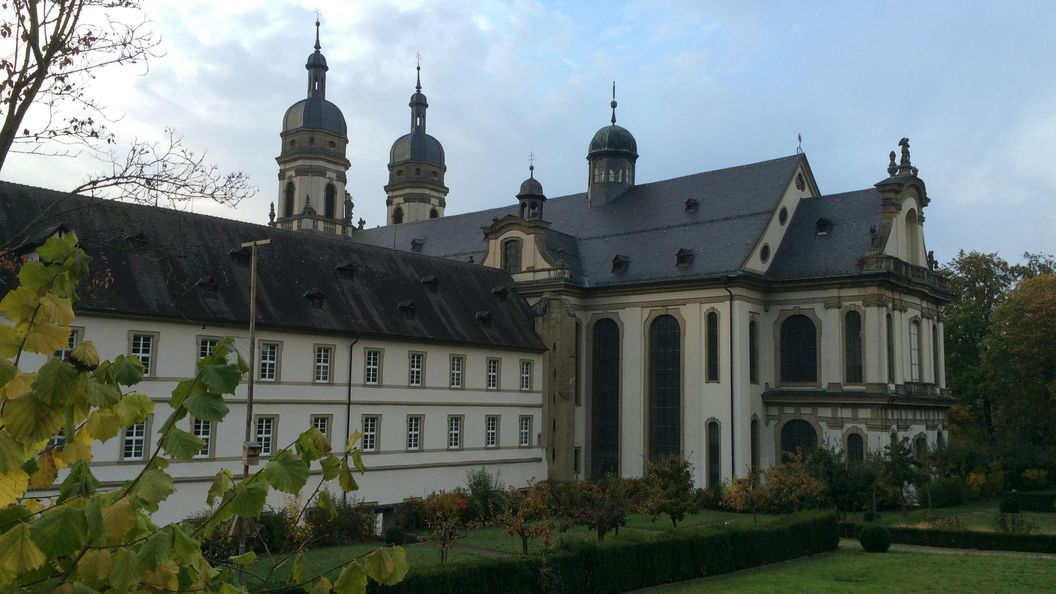 Außenansicht von Kloster Schöntal; Foto: Staatsanzeiger für Baden-Württemberg, Anja Stangl