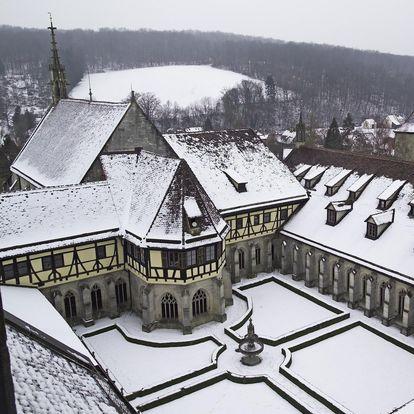 Kloster und Schloss Bebenhausen; Foto: Staatliche Schlösser und Gärten Baden-Württemberg, Arnim Weischer