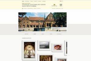 Portal der Staatlichen Schlösser und Gärten Baden-Württemberg