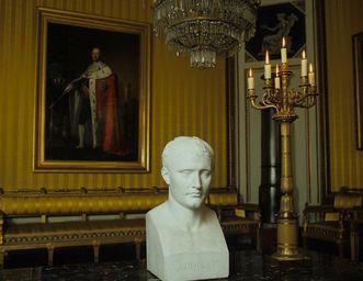 Büste Napoleons im Residenzschloss Ludwigsburg