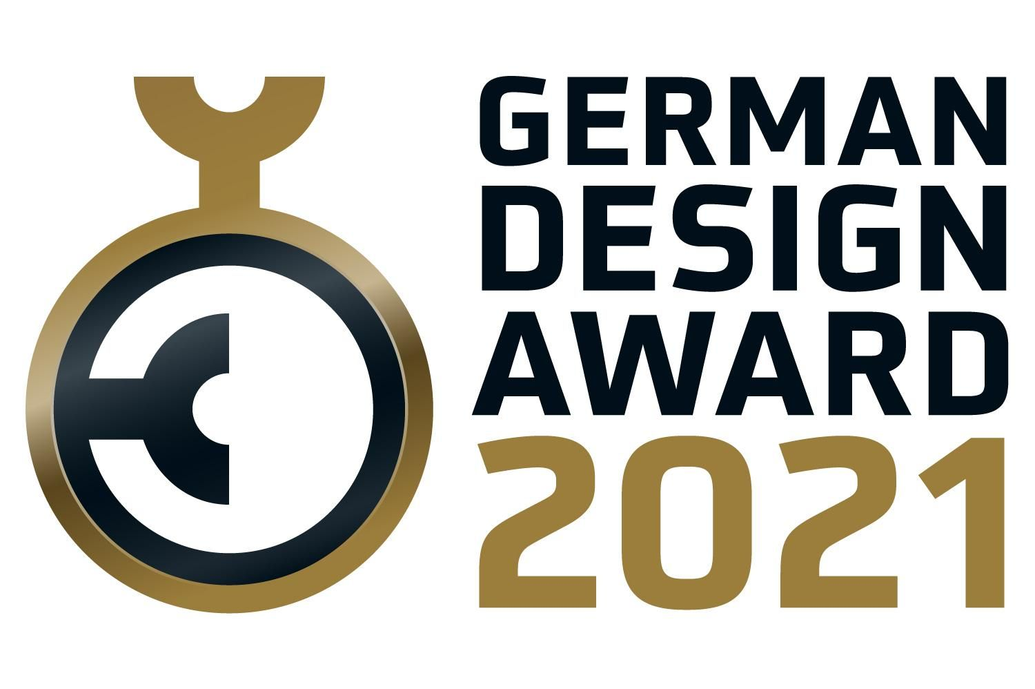 Logo German Design Award 2021