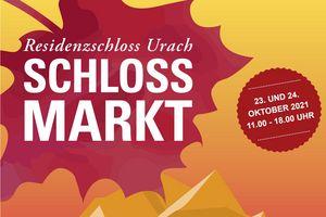 Residenzschloss Urach, Motiv zum Schlossmarkt