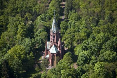 The Sepulchral Chapel of the Grand Duchy,  photo: Staatliche Schlösser und Gärten Baden-Württemberg, Achim Mende