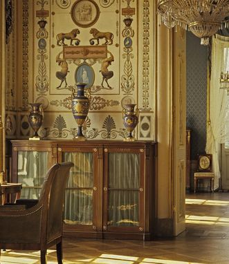 Image: File room at Ludwigsburg Residential Palace