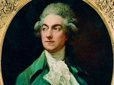 Gaetano Vestris, Porträt von Thomas Gainsborough 1781, Foto: Wikimedia Commons, Urheber unbekannt