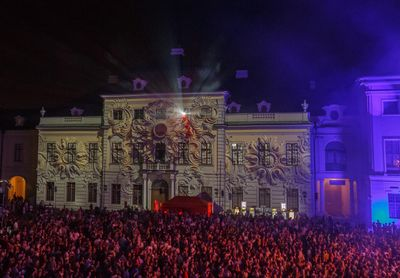 Residenzschloss Ludwigsburg, Event, Electrique Baroque