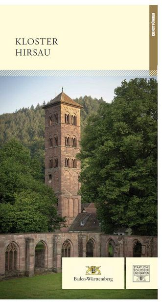 "Titel des Kunstführers ""Kloster Hirsau"""