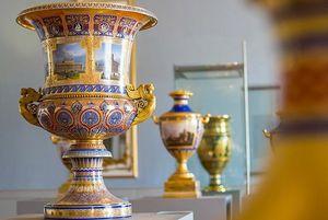 Residenzschloss Ludwigsburg, Keramikmuseum