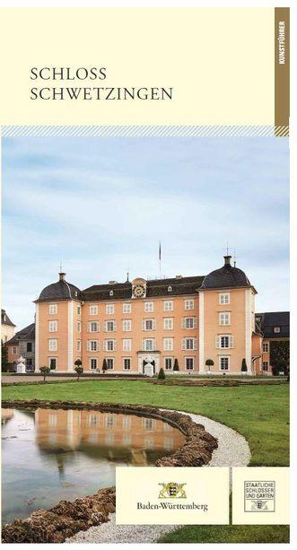 "Titel des Kunstführers ""Schloss Schwetzingen"""