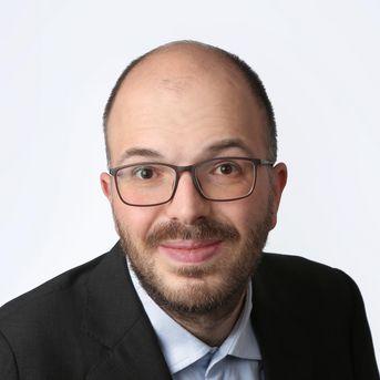 Dr. Moritz Lange; Foto: Staatliche Schlösser und Gärten Baden-Württemberg, Simone Staron