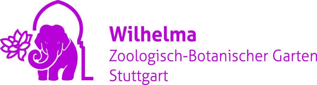 Logo: Wilhelma - Zoologisch-Botanischer Garten Stuttgart