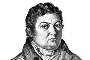 Porträt Friedrich Weinbrenners