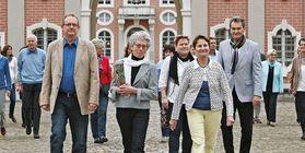 Gruppenführung in Schloss Bruchsal