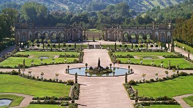 Schlossgarten Weikersheim; Foto: Staatliche Schlösser und Gärten Baden-Württemberg, Arnim Weischer