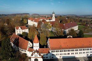 Kloster Schussenried, Außenansicht