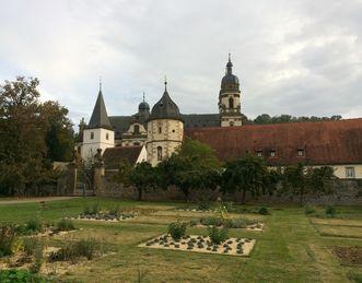 Außenansicht von Kloster Schöntal