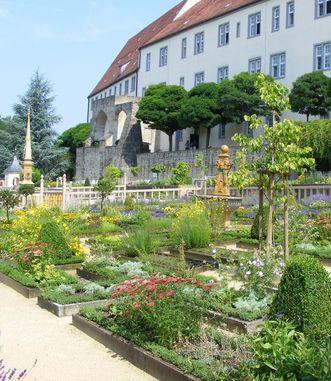 Pomeranzengarten von Schloss Leonberg; Foto: Staatsanzeiger für Baden-Württemberg, Cornelia Lindenberg