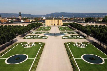 Schloss Schwetzingen; Foto: Staatliche Schlösser und Gärten Baden-Württemberg, Achim Mende