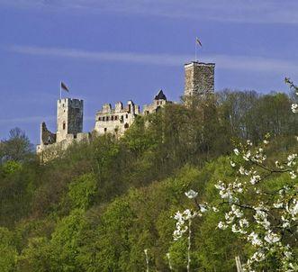 Burg Rötteln bei Lörrach-Haagen; Foto: Staatliche Schlösser und Gärten Baden-Württemberg, Arnim Weischer