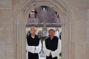 Kloster und Schloss Bebenhausen, kostümierte Gästeführer