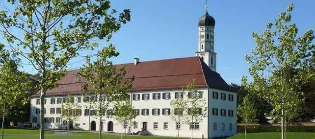 Kloster Schussenried, Außenansicht Konventbau