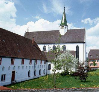 Kloster Heiligkreuztal; Foto: Staatliche Schlösser und Gärten Baden-Württemberg, Sven Grenzemann