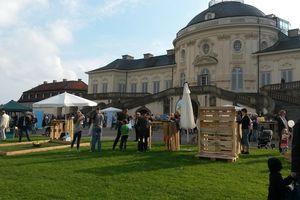 Schloss Solitude, Apfeltag 2017; Foto: Staatsanzeiger für Baden-Württemberg GmbH & Co. KG, Cornelia Lindenberg