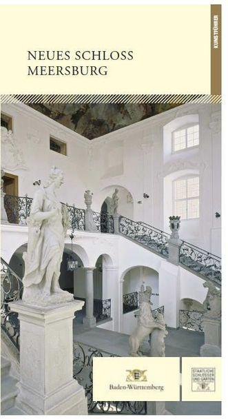 """Titel des Kunstführers """"Neues Schloss Meersburg"""""""