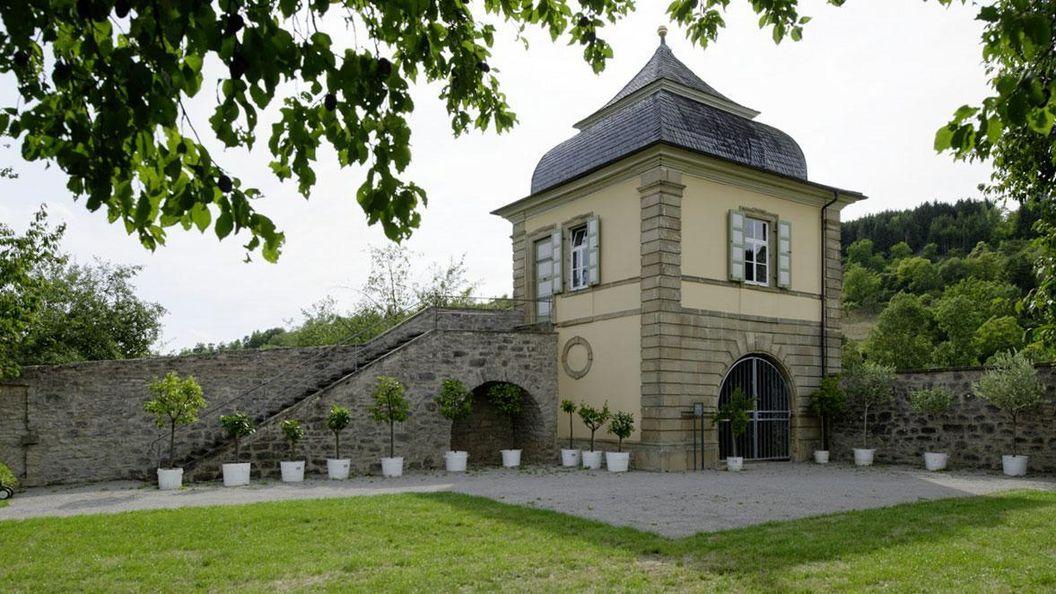 Teehaus im Schlossgarten Weikersheim