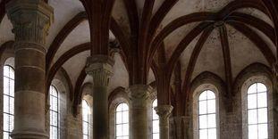 Herrenrefektorium im Kloster Maulbronn