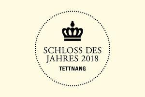 Motiv zum Schloss des Jahres 2018; Illustration: Staatliche Schlösser und Gärten Baden-Württemberg, JUNG:Kommunikation