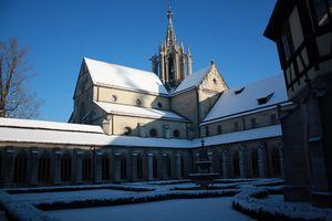 Kloster Bebenhausen, Klausur; Foto: Staatliche Schlösser und Gärten Baden_Württemberg, Maik Hanicz