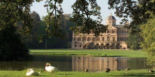 Schloss Favorite Rastatt, Schlossgarten