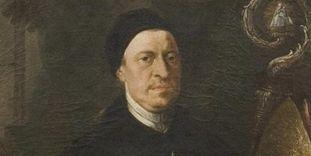 Kloster und Schloss Salem, Gemälde Abt Anselm II. Schwab