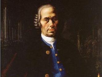 Porträt Karl Joseph Riepps, Andreas Brugger, 1774