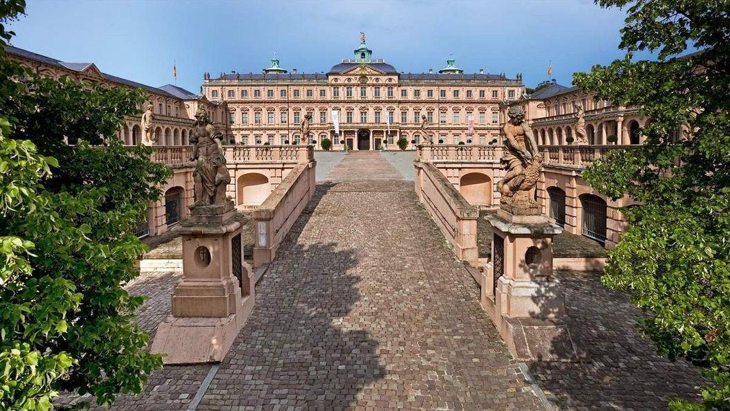 Residenzschloss Rastatt, Außenansicht, Foto: Staatliche Schlösser und Gärten Baden-Württemberg, Christoph Hermann