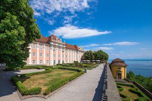 Teepavillon Neues Schloss Meersburg