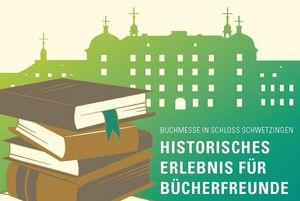 Motiv zur Buchmesse 2018;  Gestaltung: Staatliche Schlösser und Gärten Baden-Württemberg, JUNG:Kommunikation GmbH