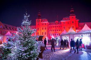 Schloss Schwetzingen, Weihnachtsmarkt
