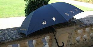 Regenschirm der Staatlichen Schlösser und Gärten Baden-Württemberg